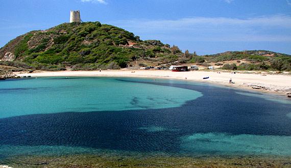 Chia Sardinia